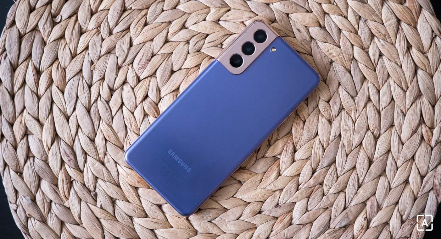 Samsung Galaxy S21 (one ui 4.0)