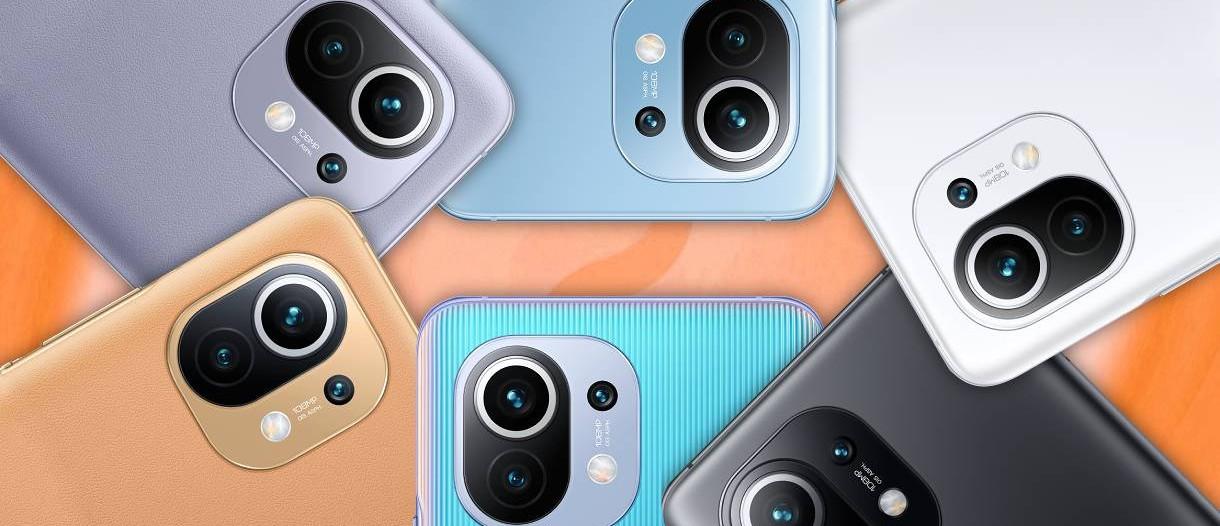 Xiaomi Mi 11 titulka