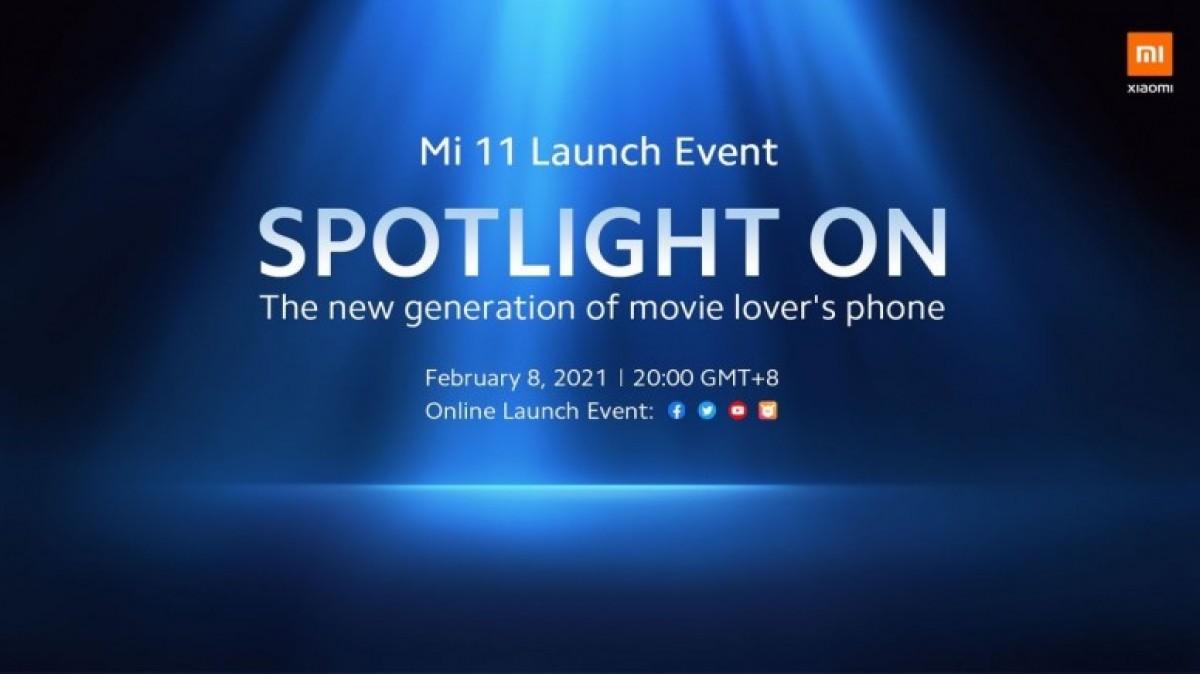 Xiaomi Mi 11 predstavenie