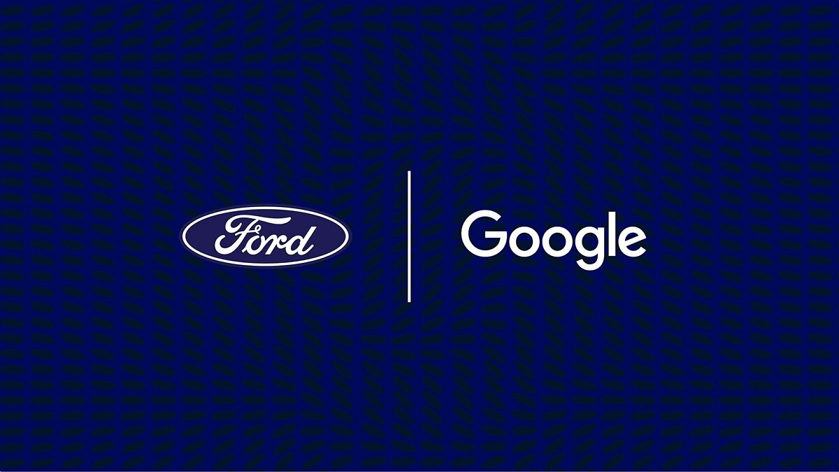 Google Ford Android Automotive