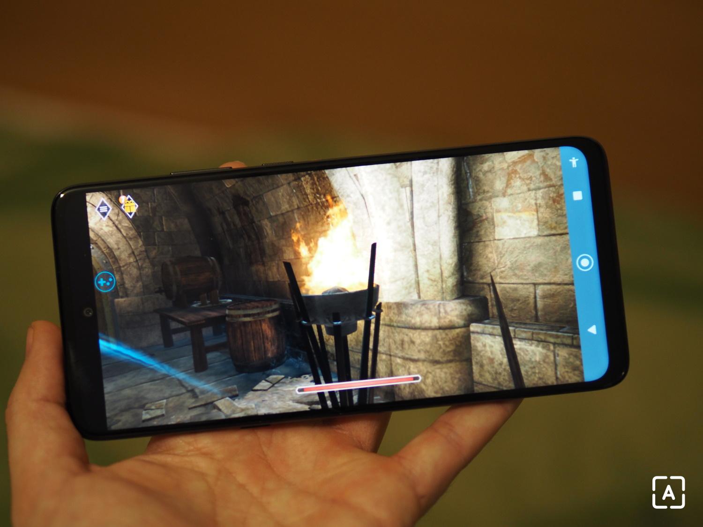 Motorola moto g 5G mobilná hra