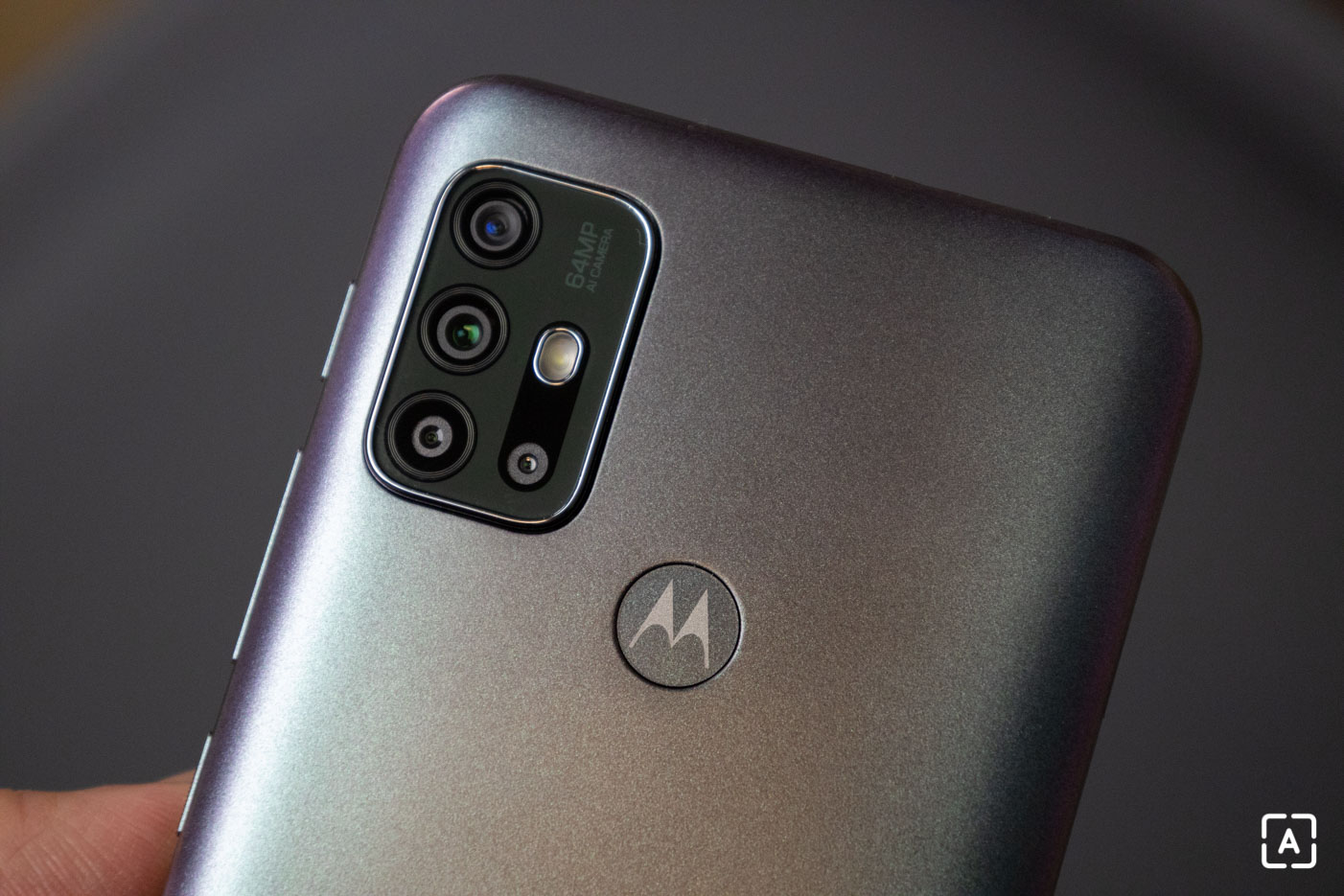 Motorola moto g30 fotoaparáty
