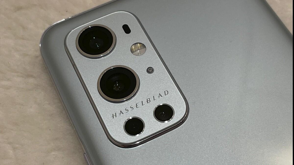 OnePlus 9 Pro fotoaparáty