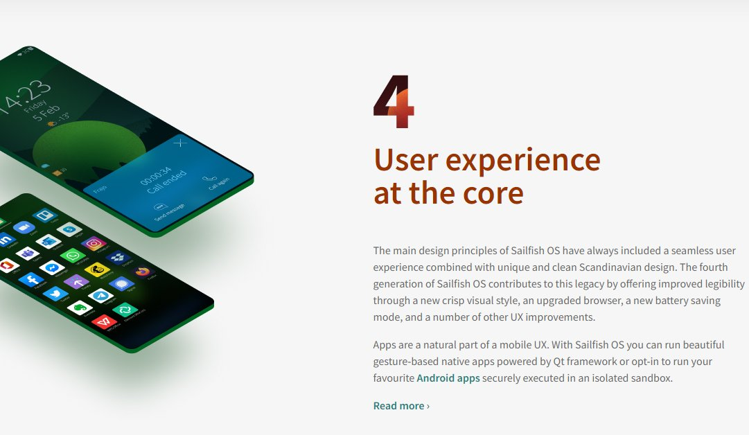Sailfish OS 4 1