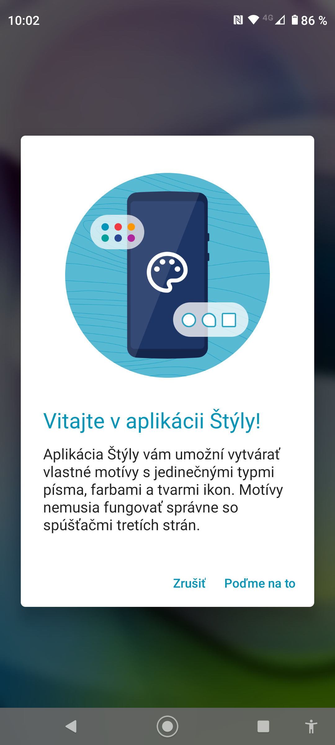 Motorola moto g 5G screenshot