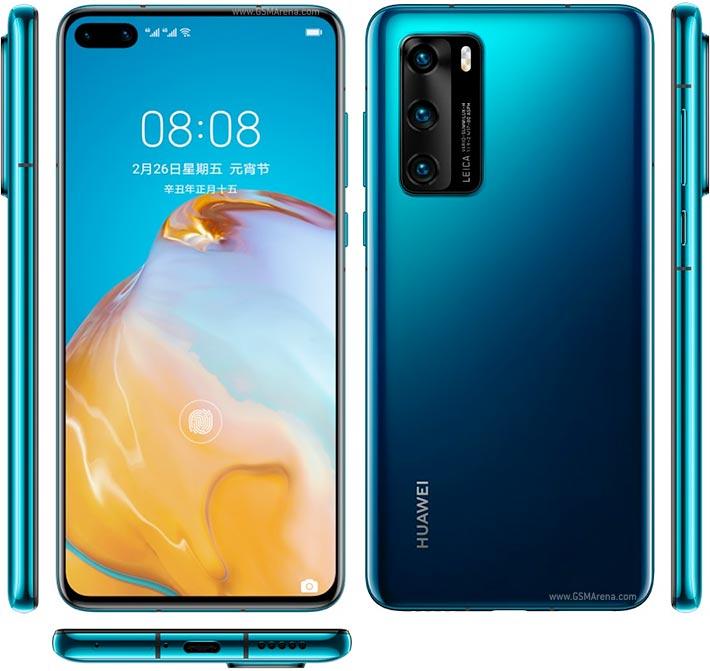 Huawei P40 4G telo