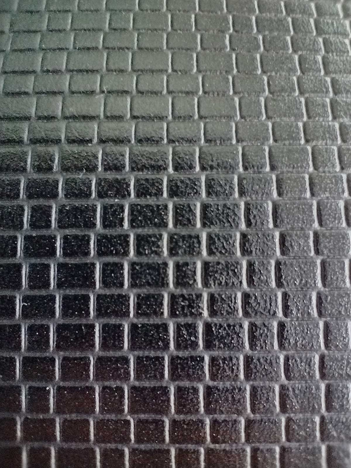 Makro fotografia peňaženky - motot g30