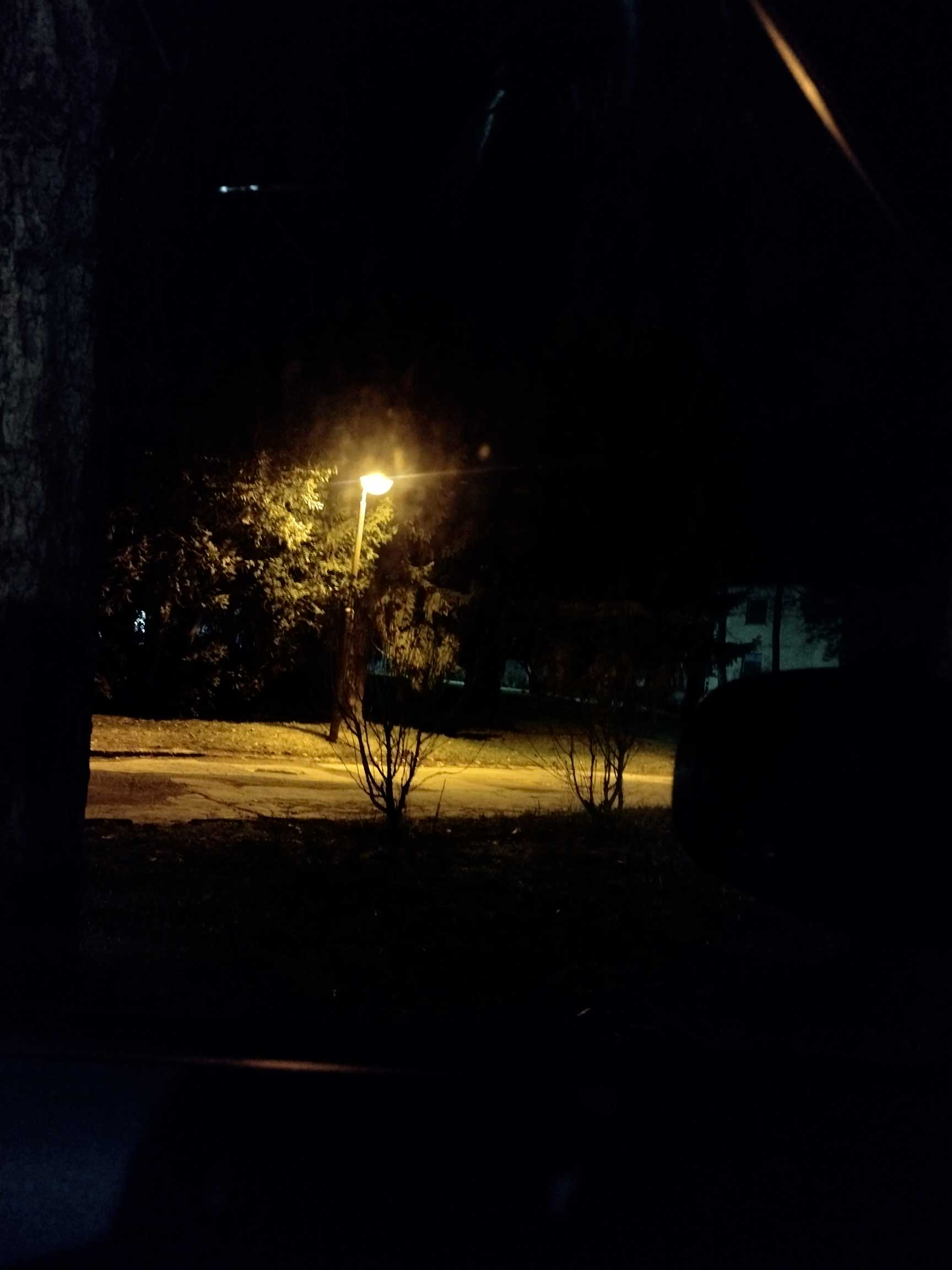 Ftotografia bez nočného režimu - moto g30