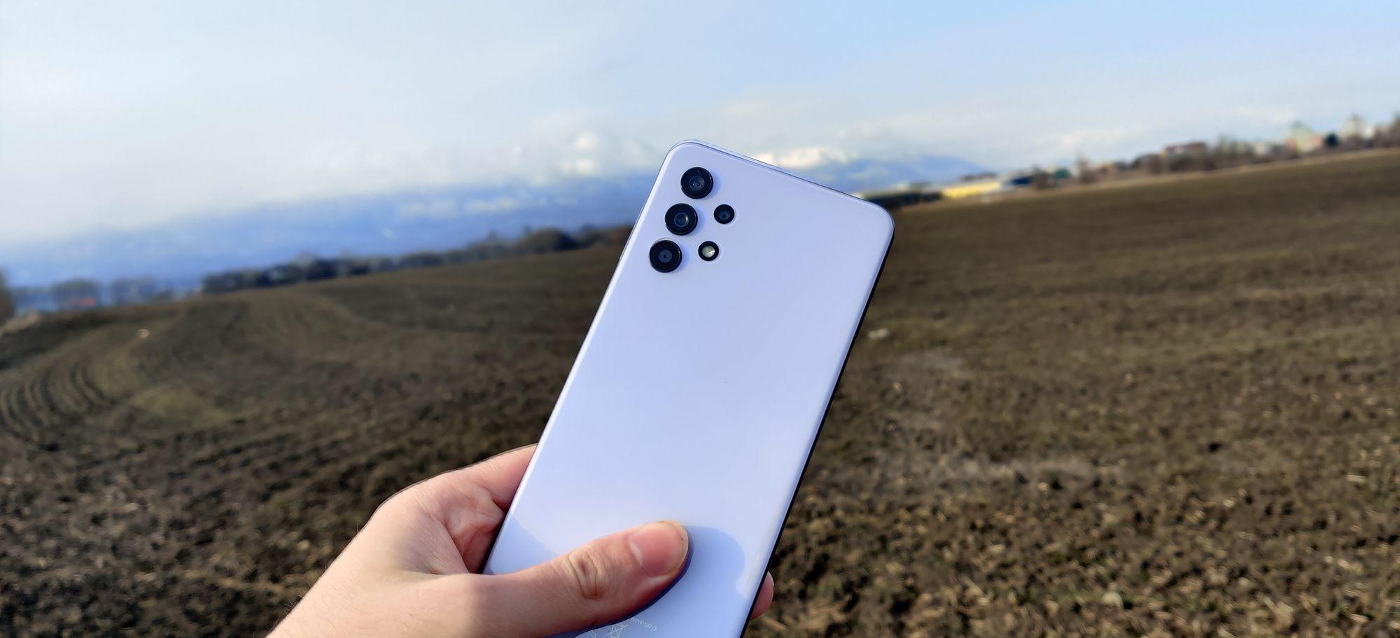 Samsung Galaxy A32 5G titulka