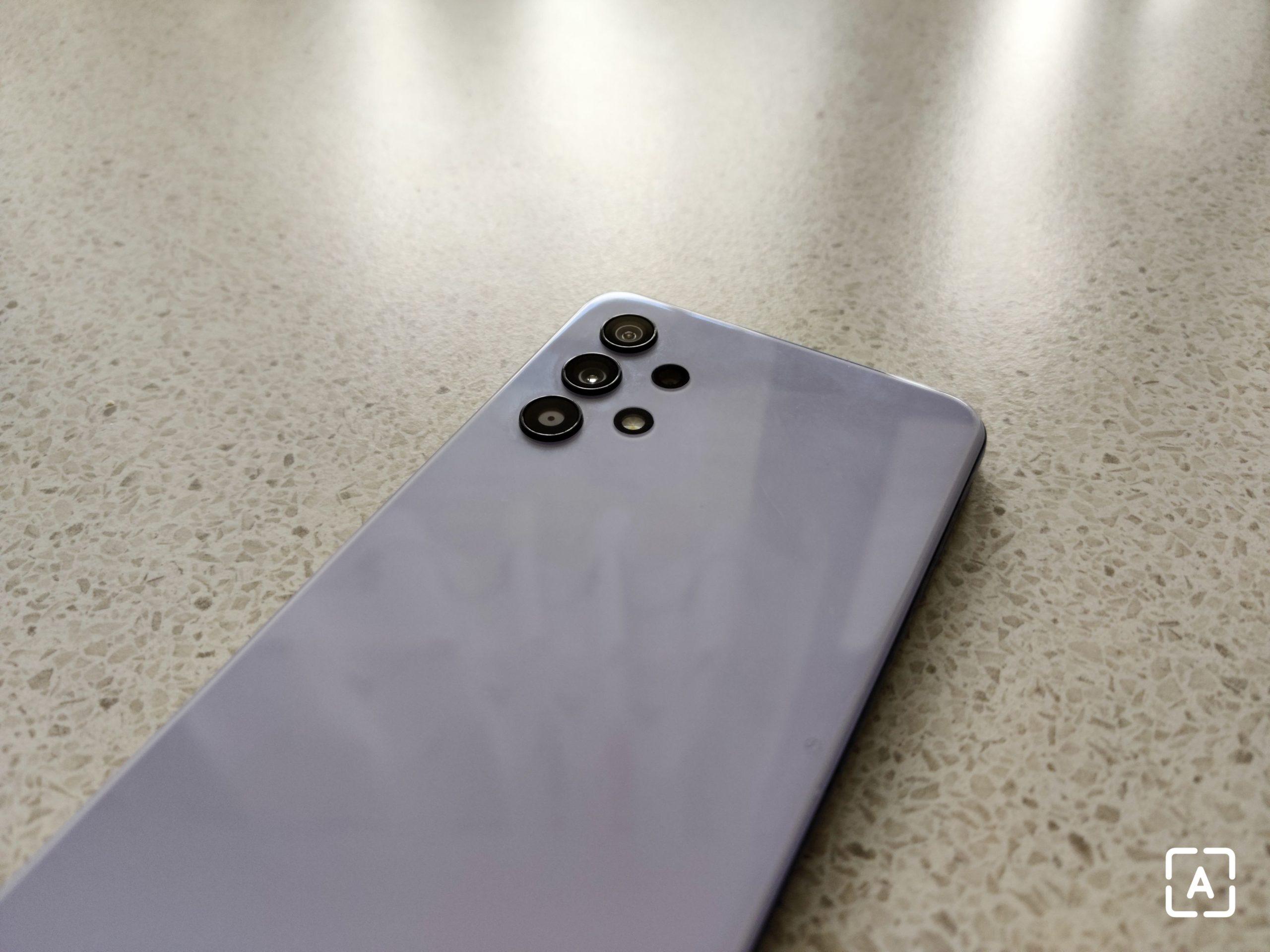 Samsung Galaxy A32 5G zadná strana