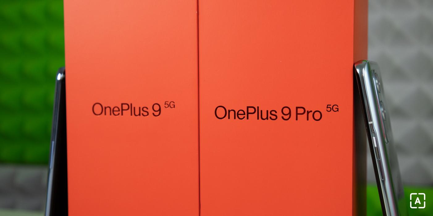 OnePlus 9, OnePlus 9 Pro