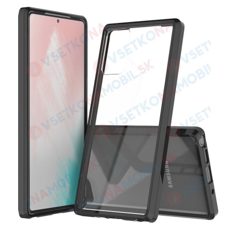 SHOCK Extra odolný kryt Samsung Galaxy Note 20 Ultra čierny