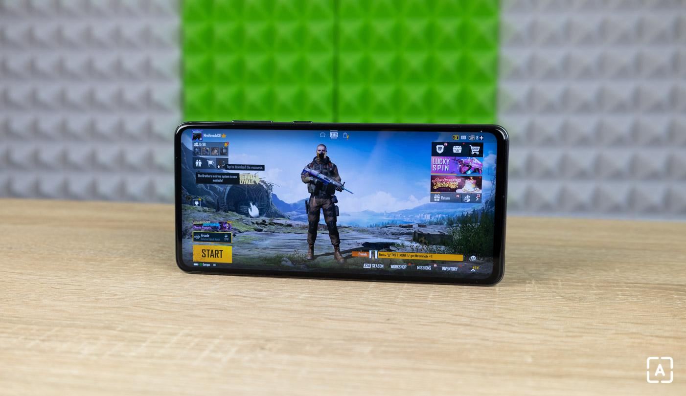 Samsung Galaxy A72 PUBG