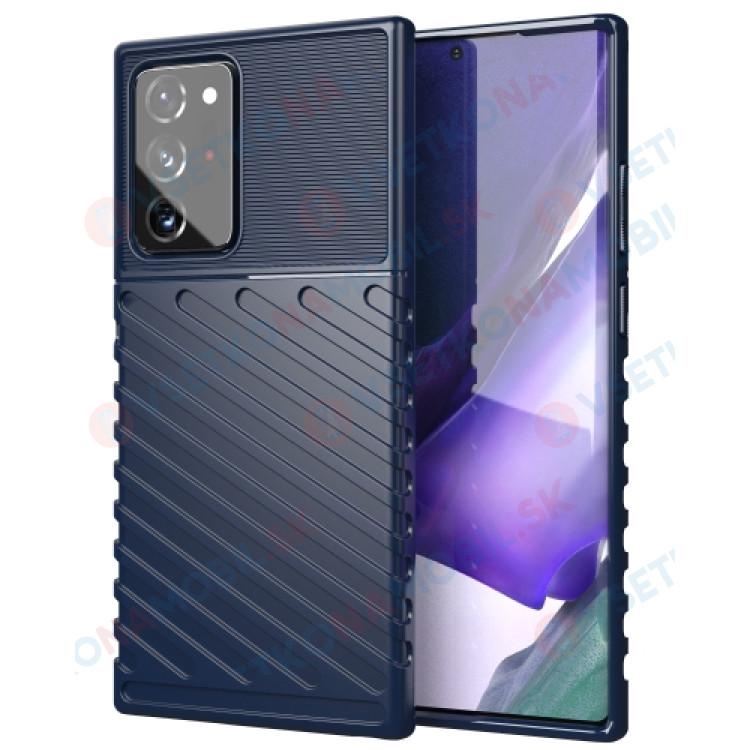 THUNDER Ochranný kryt Samsung Galaxy Note 20 Ultra modrý