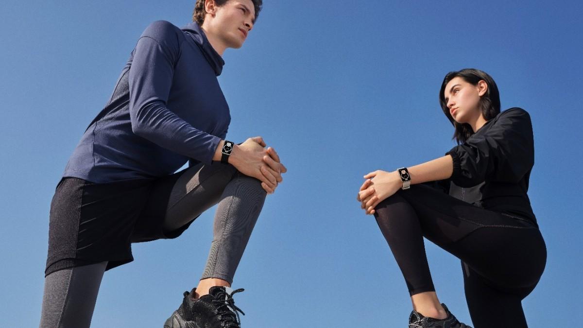 Huawei Watch Fit Elegant šport