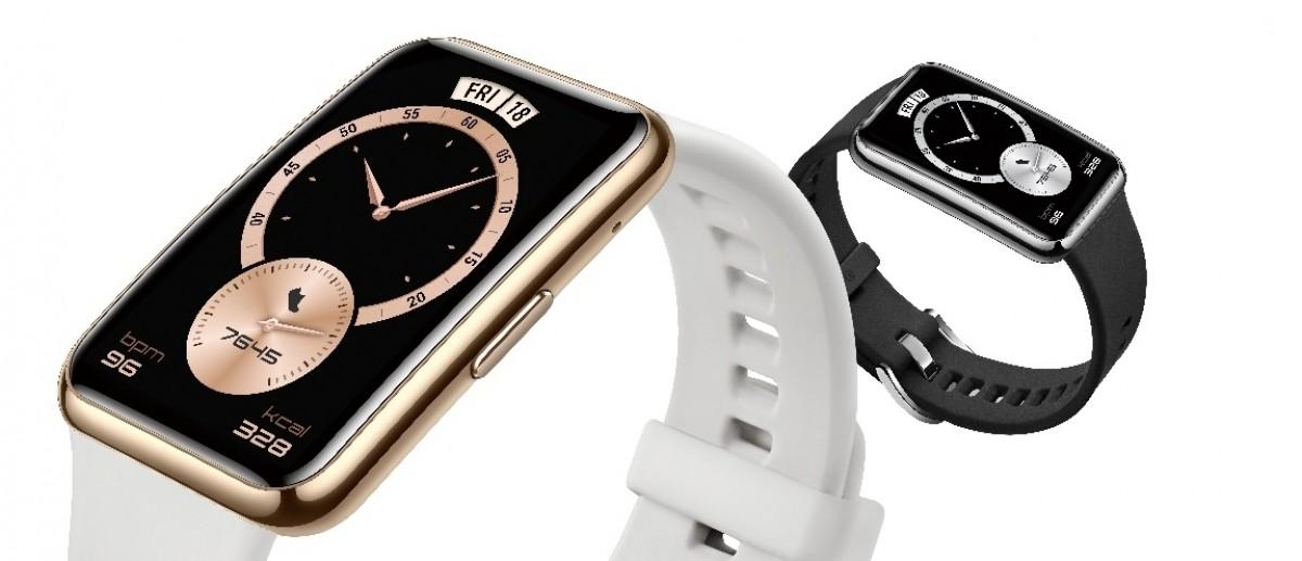 Huawei Watch Fit Elegant farby