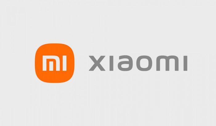 Nové logo firmy Xiaomi