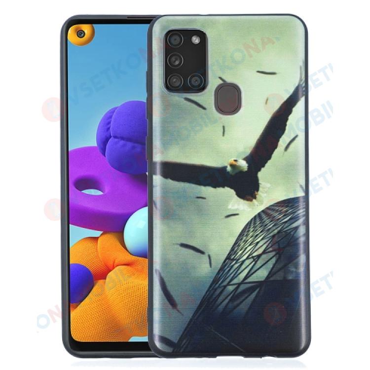 Samsung Galaxy A21s kryty obaly puzdrá