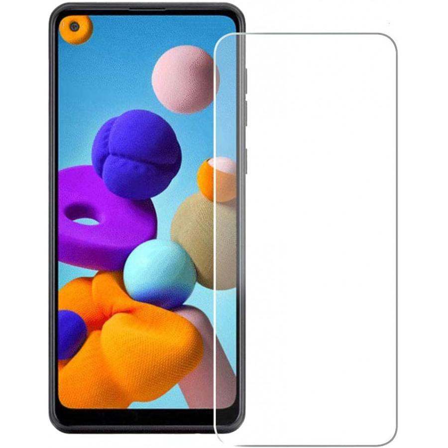 Samsung Galaxy A21s tvrdené sklá
