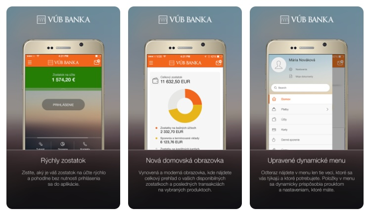 vub mobil banking appgallery