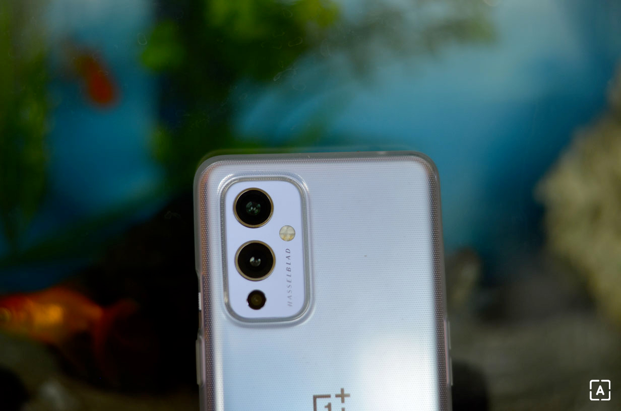 OnePlus 9 fotoaparáty