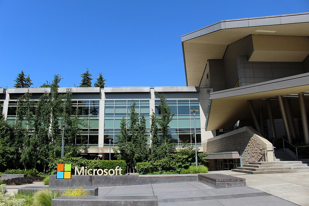 Microsoft sidlo