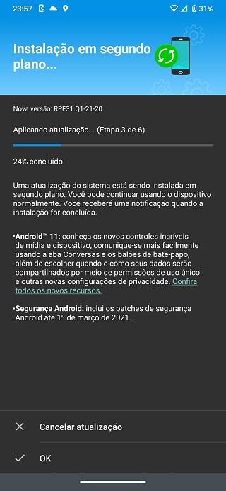 Motorola moto hyper Android 11