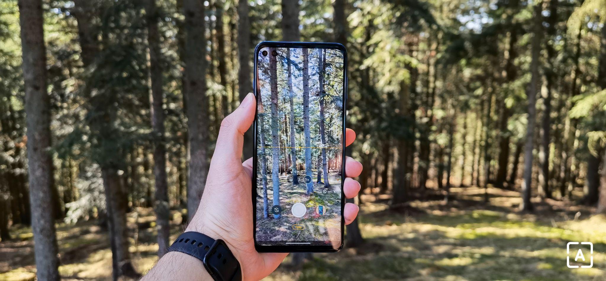 Motorola moto g100 fotoaplikácia