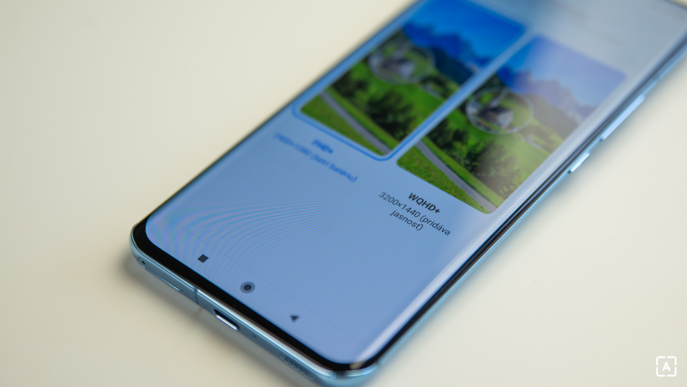 Xiaomi Mi 11 rozlisenie