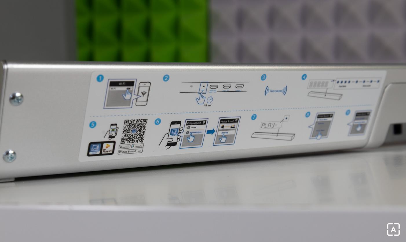 Philips TAB8505