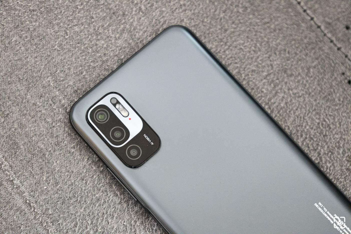 Redmi Note 10 5G - fotoaparát