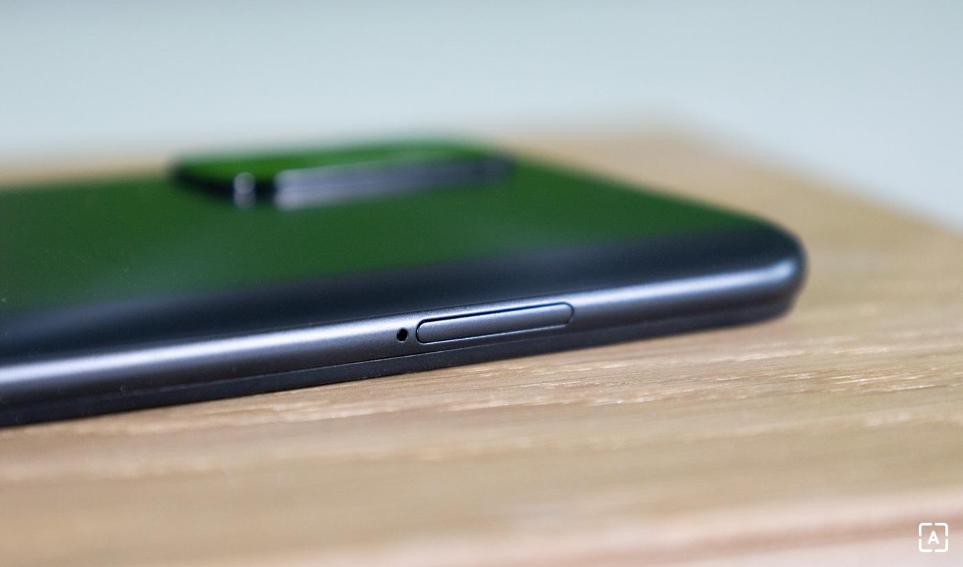 Redmi Note 10 5G ľavá strana