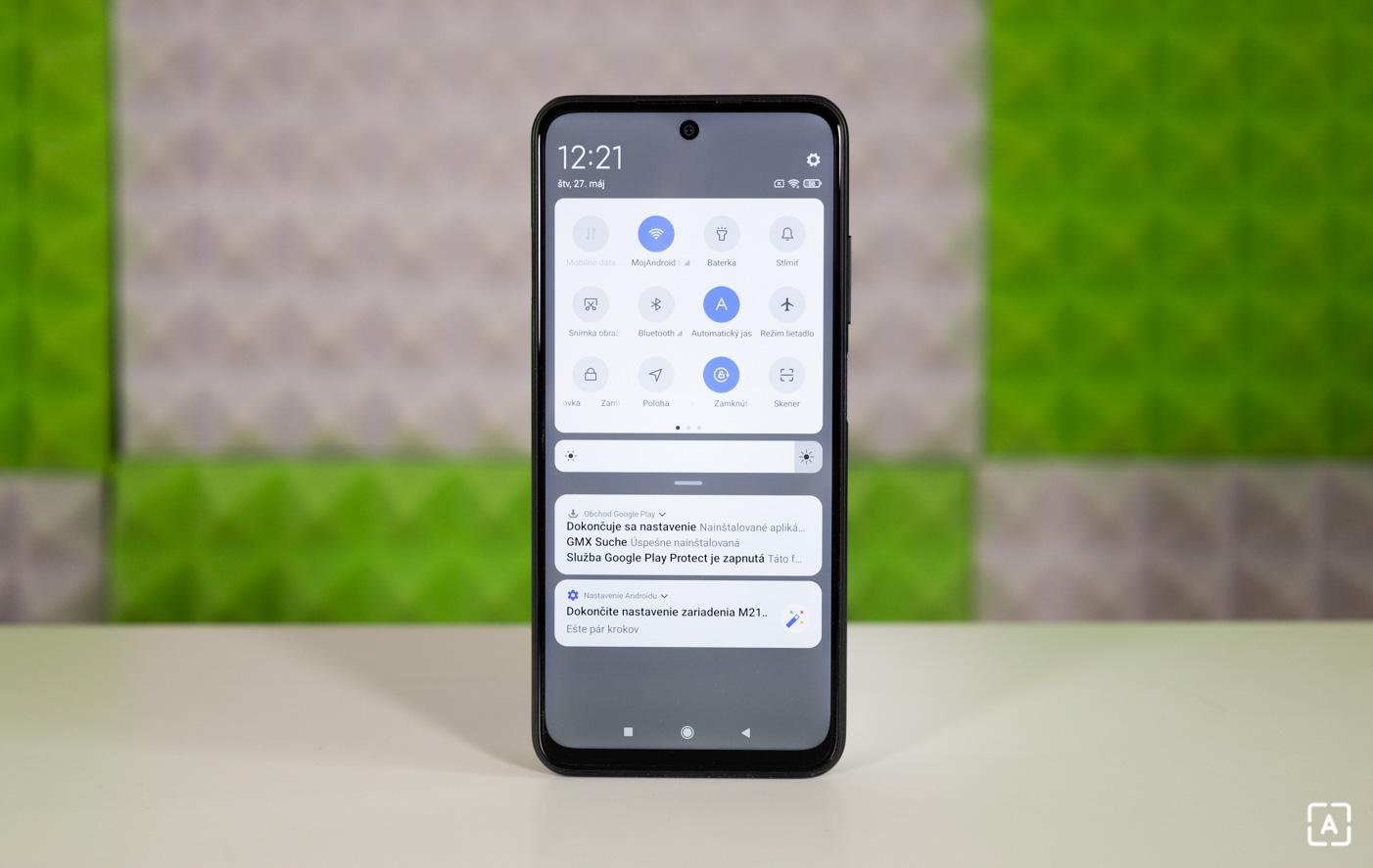 Redmi Note 10 5G displej