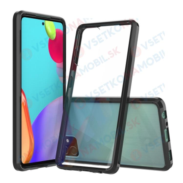 SHOCK Extra odolný kryt Samsung Galaxy A52 5G čierny