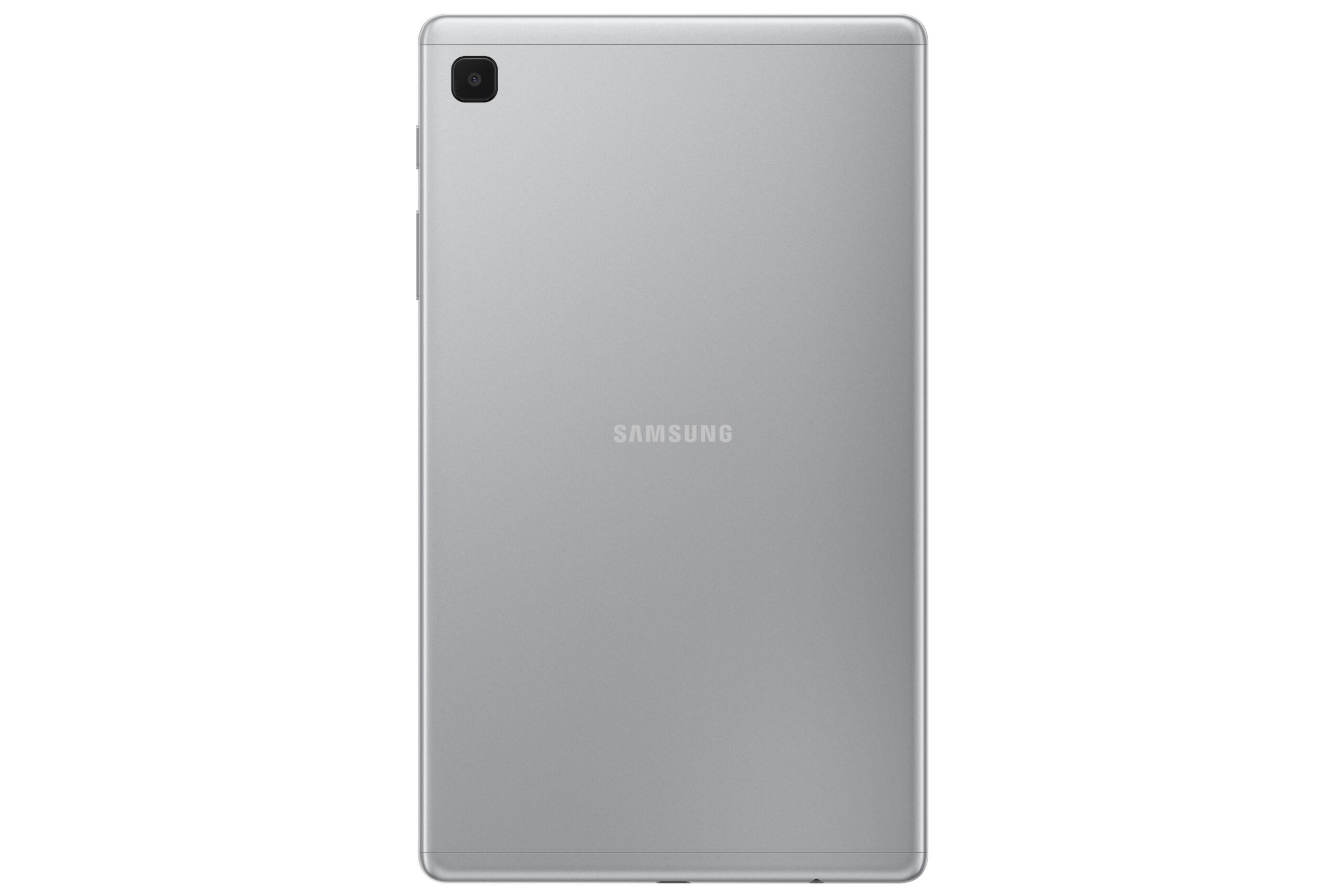 Samsung Galaxy Tab A7 Lite - strieborná