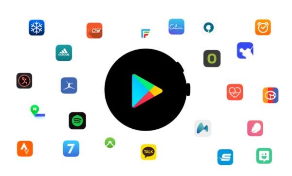 wear os 3 aplikacie