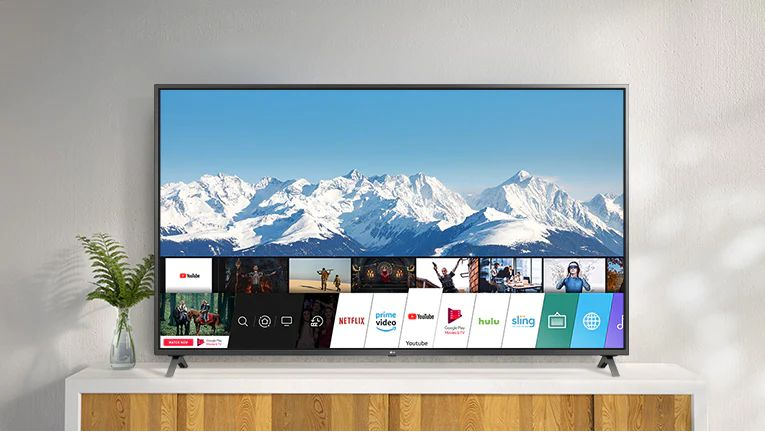 televízory LG