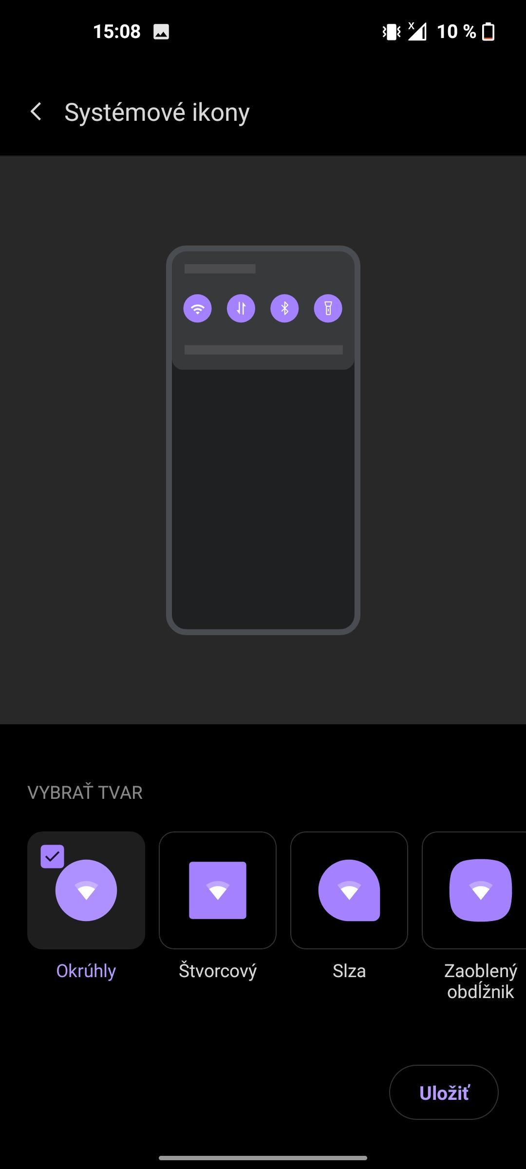 OnePlus Nord CE 5G prispôsobenie