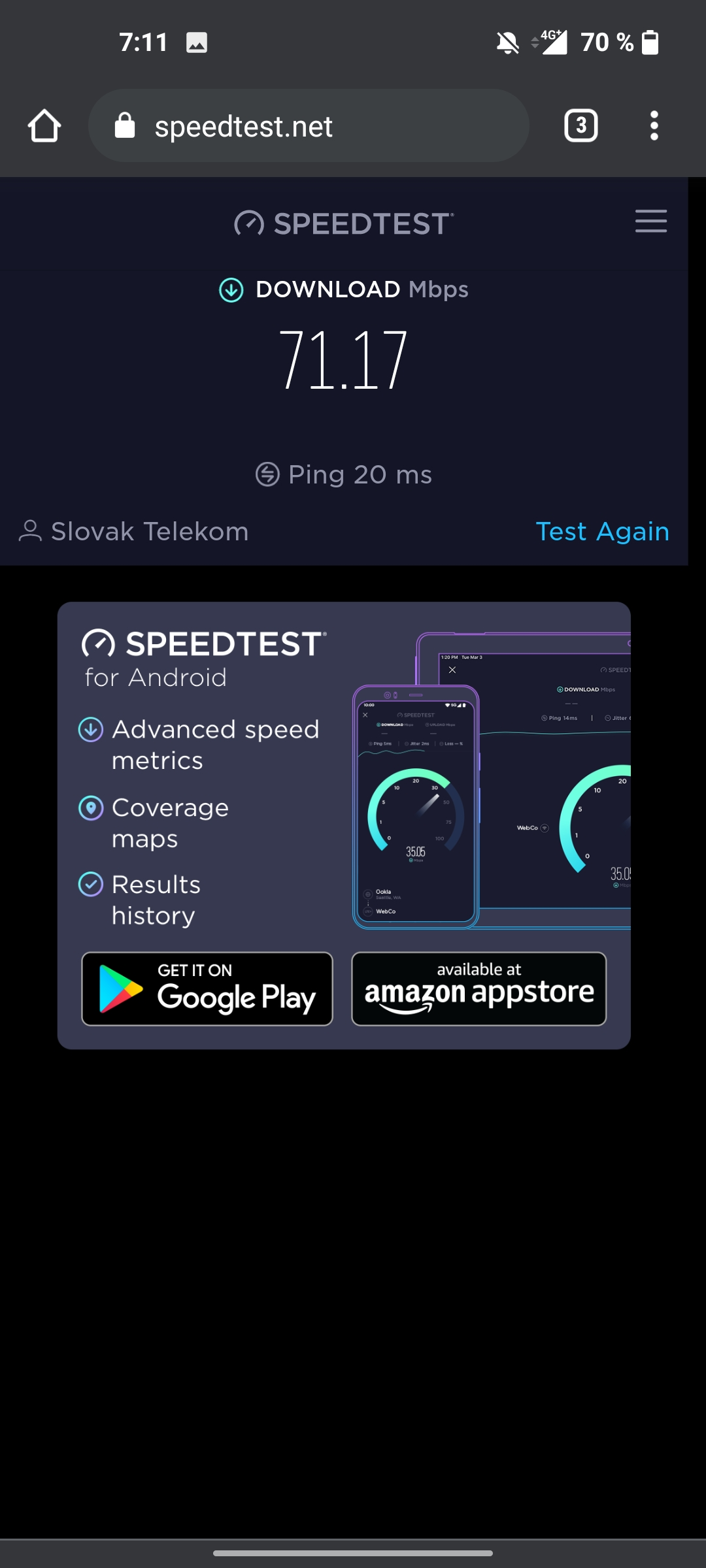 OnePlus Nord CE 5G test 4G