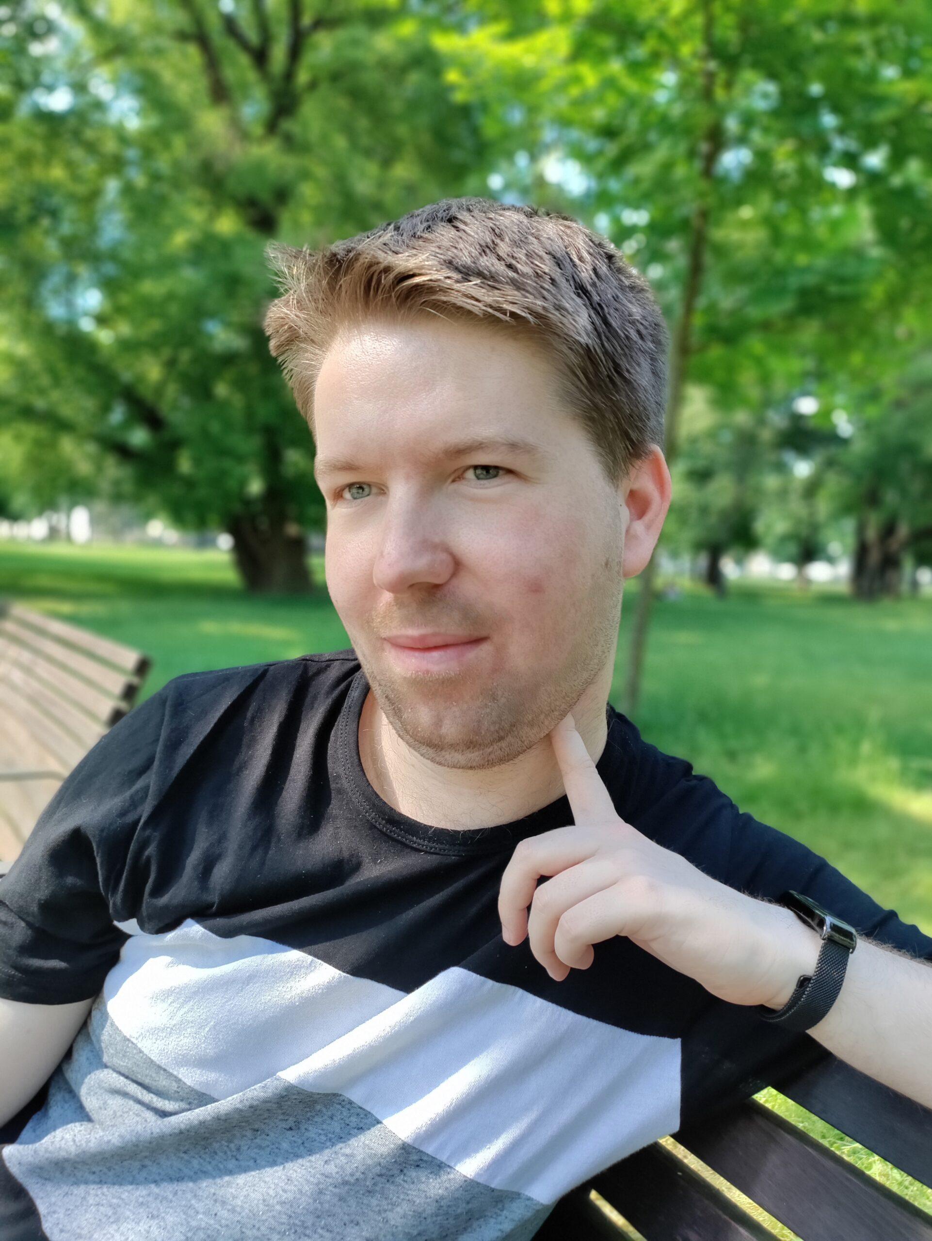 OnePlus Nord CE portrét