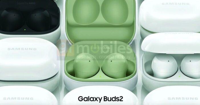 Samsung Galaxy Buds 2 escape