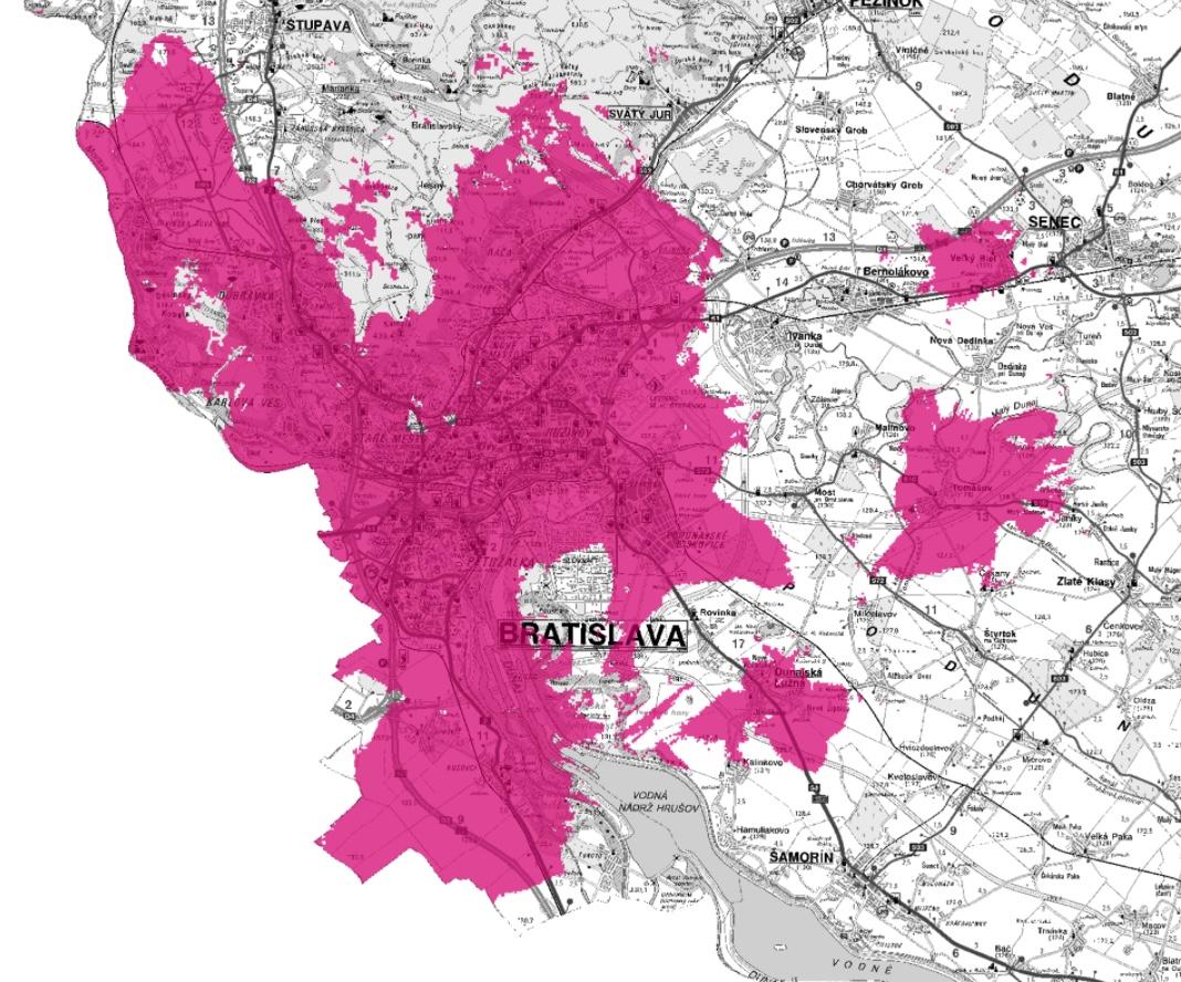 Telekom 5G siet