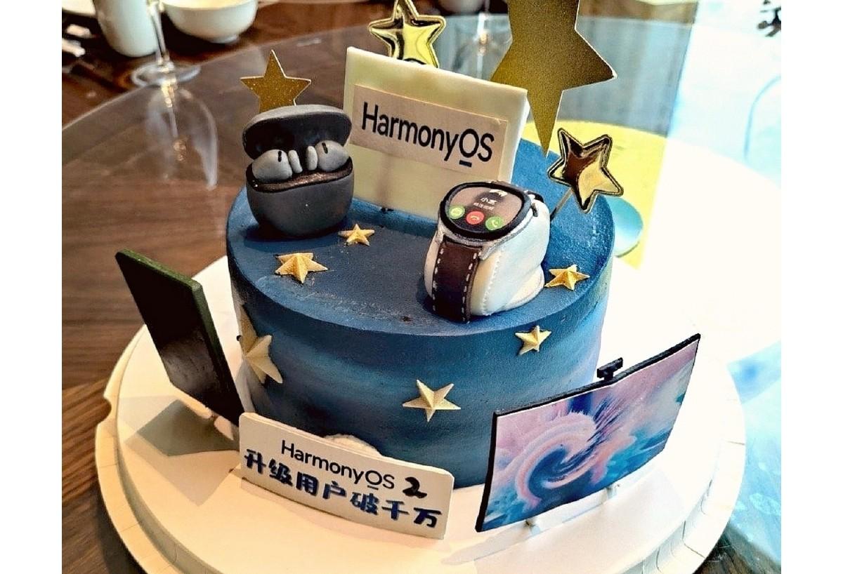 harmonyos 2 torta