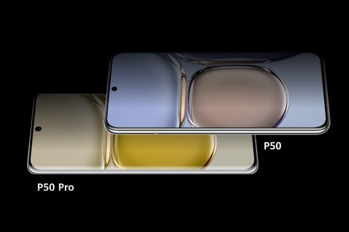 Huawei P50 a P50 Pro