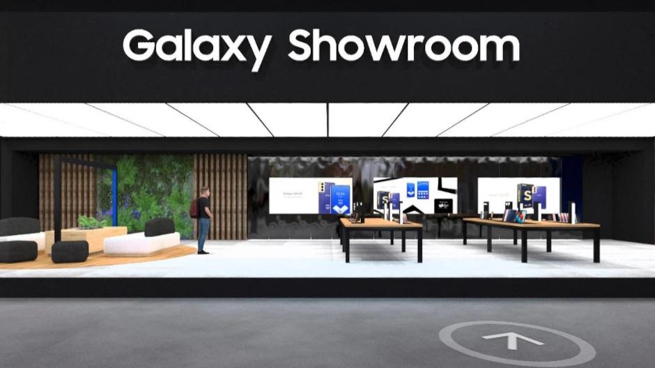 Galaxy Showroom