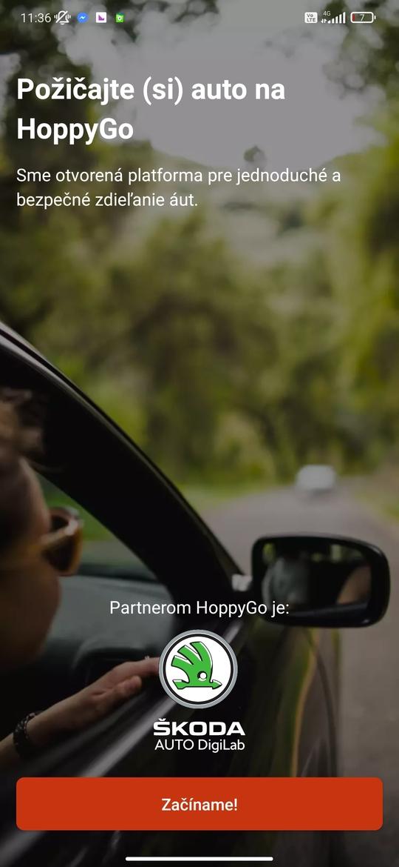 Platforma HoppyGo