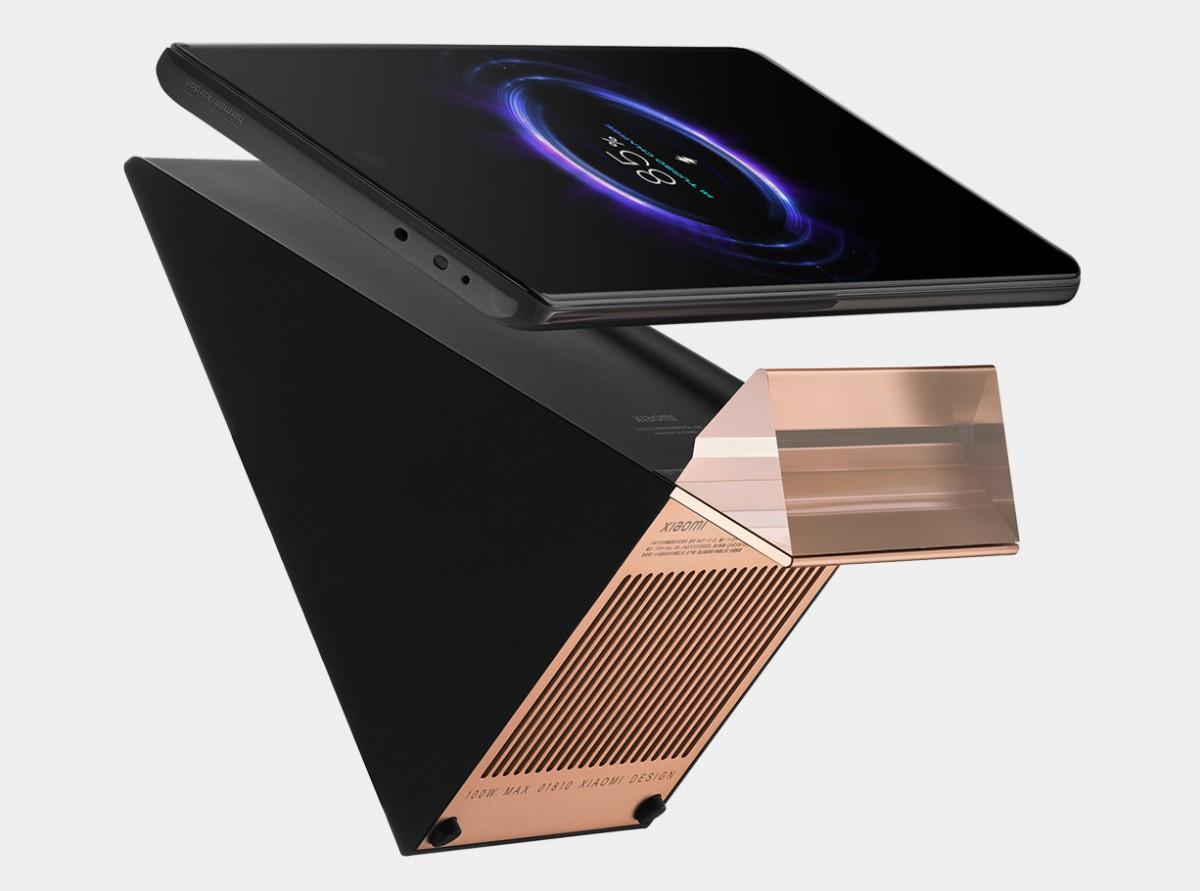 Xiaomi - 100 W nabíjací stojan