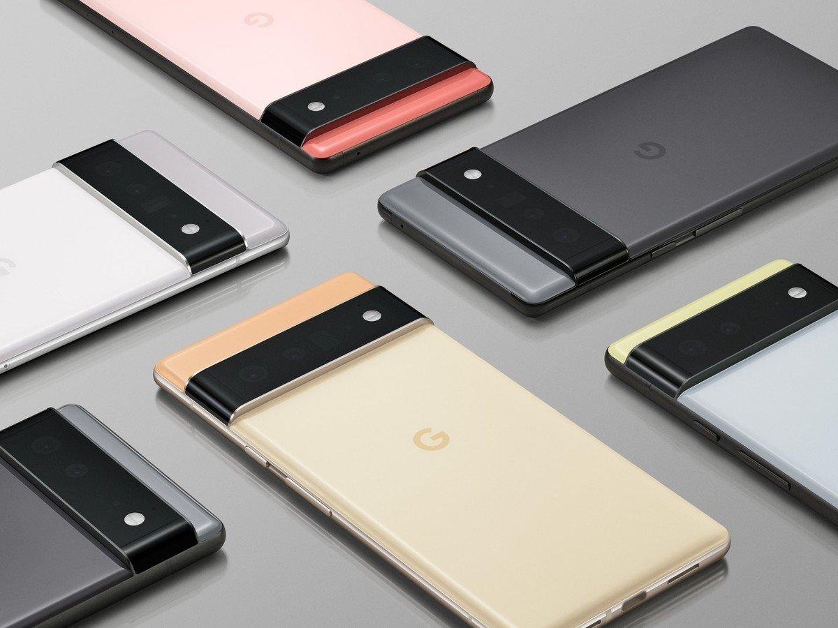 Séria Google Pixel 6 (Pro)