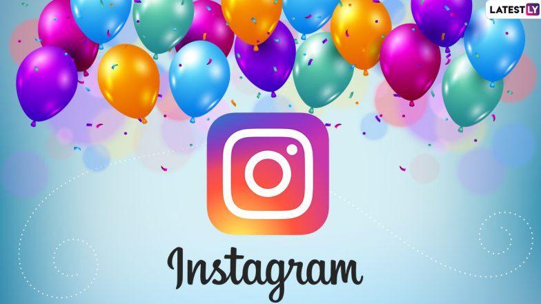Instagram balóny