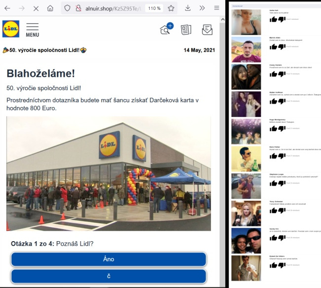 Lidl competition